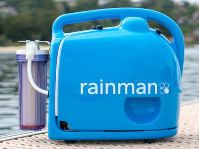rainman watermaker