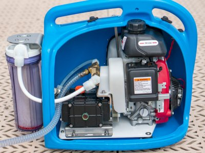 Portable water maker
